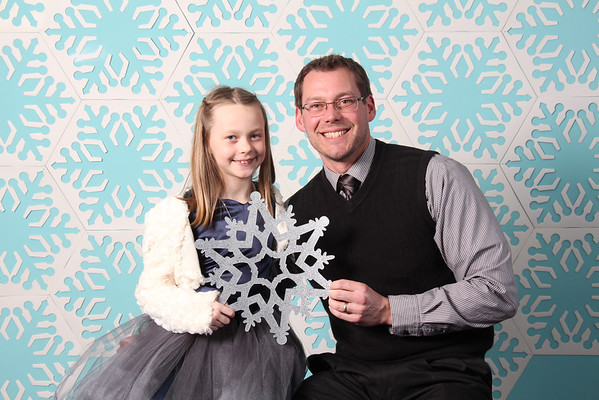 "Daddy Daughter 2014 ""Sno"""