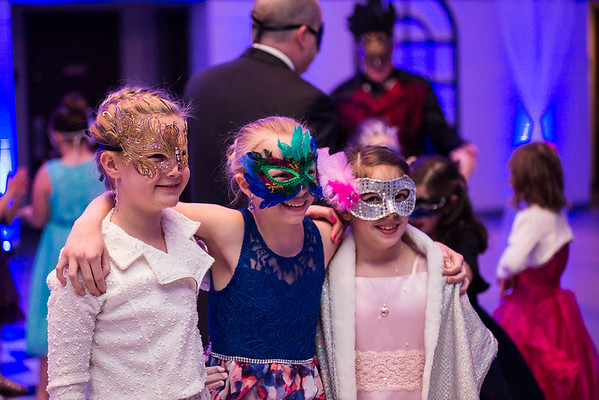 "Daddy Daughter 2017 ""Masquerade Ball"""