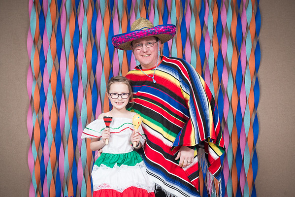 "Daddy Daughter 2018 ""Fiesta"""
