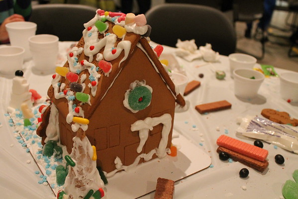 2016 Gingerbread House Night