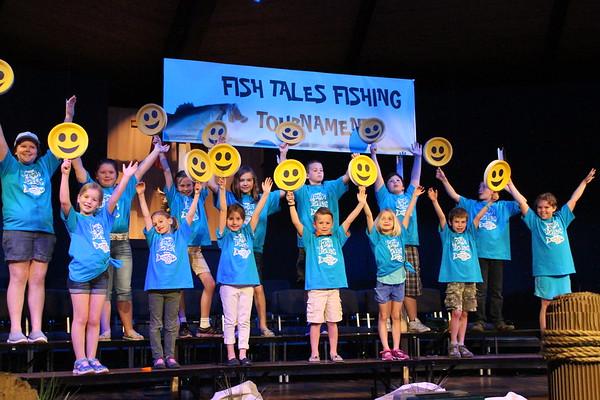 Kingdom Kids Choir Musical 2017: Fish Tales