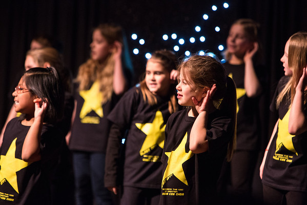 Kingdom Kids Choir Musical 2014: Blast Off