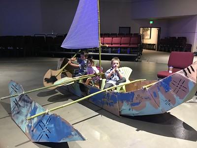 Sail-In Moana Movie Night