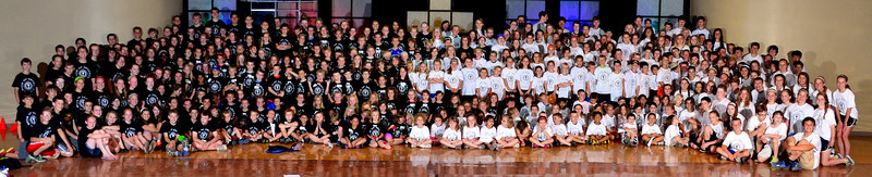 Super Kids Super Kamp 2013 #1