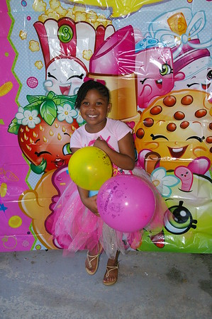 *JADA CREWS*   6th Birthday Party Bash