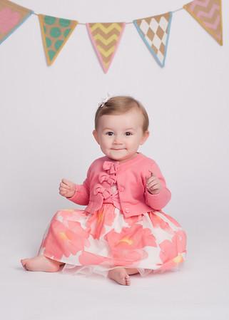 Emma 9 months
