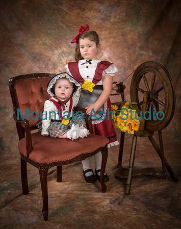 Lidster sisters