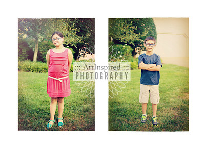 Brother & Sister Session