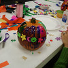 Pumpkin Painting Workshop 2008 :