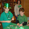 Spring Break: St. Patricks Day with Bailey School Kids 2009 :