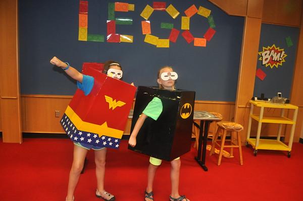 LEGO Superheros!