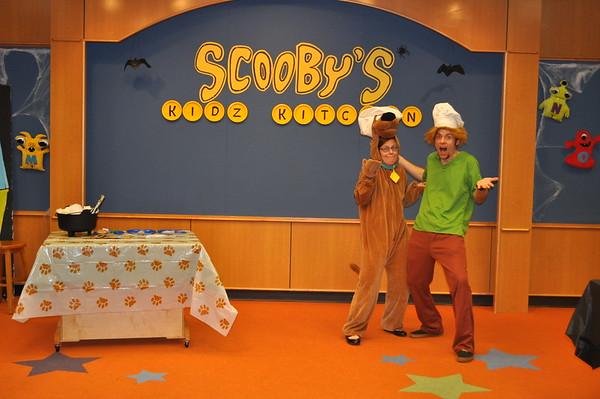 Scooby's Kidz Kitchen - October 2015