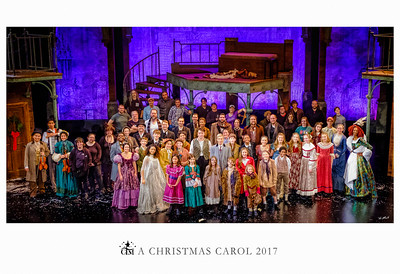 CTM Christmas Carol 2017