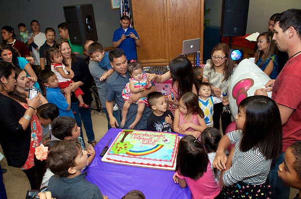 Children's Birthday Coverage