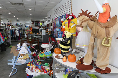 Children's closet, a consignment store, opened in Fitchburg