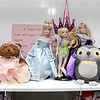 Children's closet, a consignment store for kids has opened this week on Main Street in Fitchburg. Stuffed animals and dolls can be found in the store. SENTINEL& ENTERPRISE/JOHN LOVE