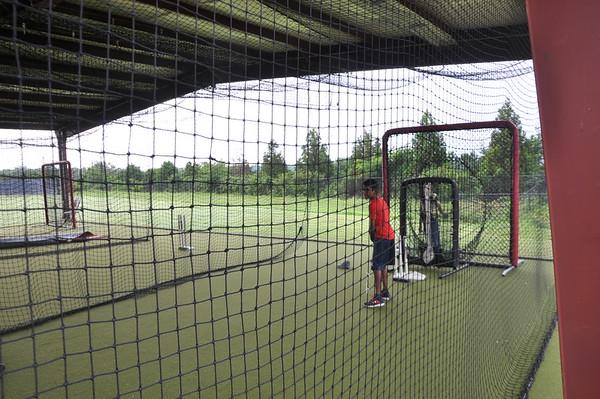 7/8/17 Cricket Practice @ MPCS Athletic Campus