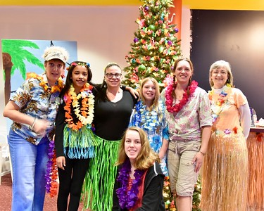 Hawaii Christmas 12/03/2017