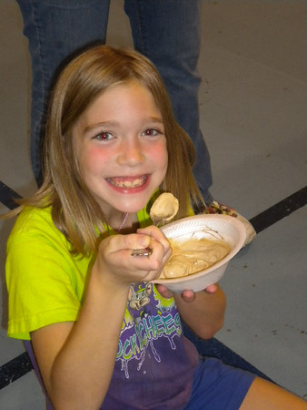 AWANA - Ice Cream Night 9-14-2011