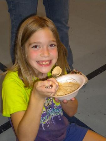 AWANA - Ice Cream Night 9-14-2011