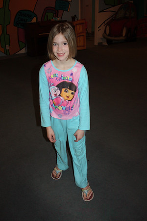AWANA - PJ Night 3-16-2011