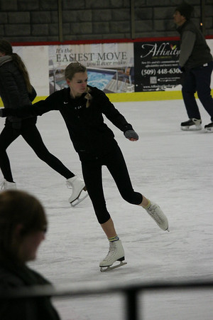 2014-2 FNF/KLUB Ice Skating