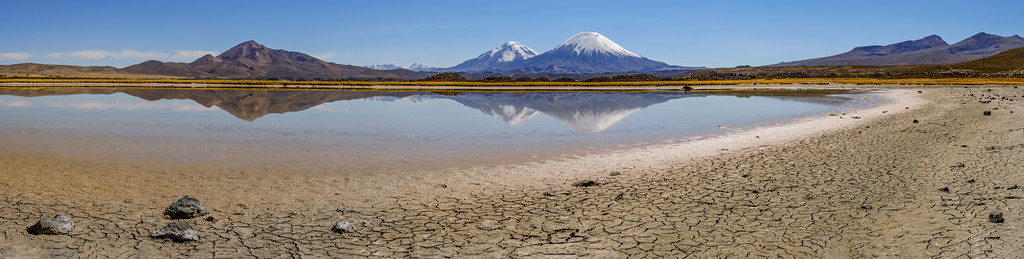 Pomerape and Parinacota - Chile