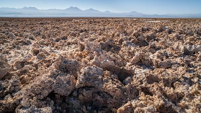 Salar de Atacama, Toconao - Chile
