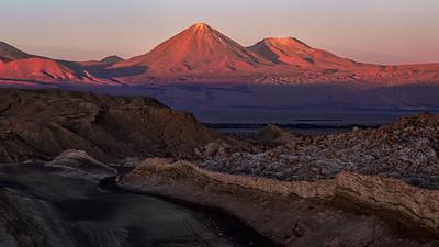 Valle de la Luna, San Pedro de Atacama - Chile