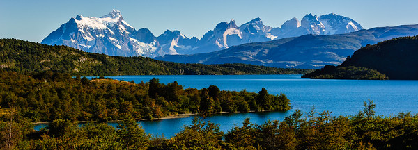 Torres del Paine and Lago del Toro - Chile