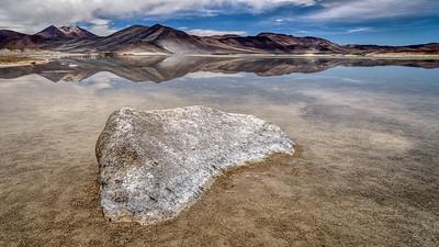 Salar de Aguas Calientes, El Loa Province - Chile