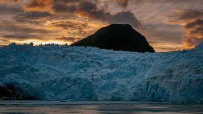 Amalia Glacier, Parque Nacional Torres del Paine - Chile