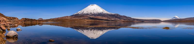 Lago Chungara & Parinacota - Chile