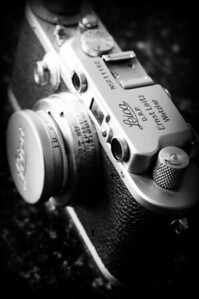Leica IIIA 35mm Rangefinder [circa. 1936]