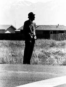 Just Waiting, Alamosa, Colorado - 1974