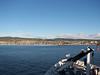 Sailing in Punta Arenas, Chile