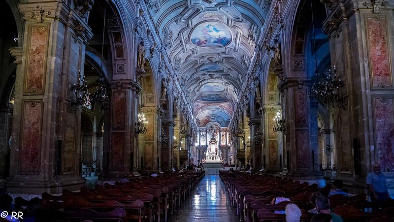 Santiago Municipal Cathedral, Santiago