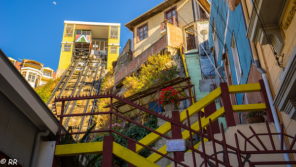 Funicular railways of Valparaiso