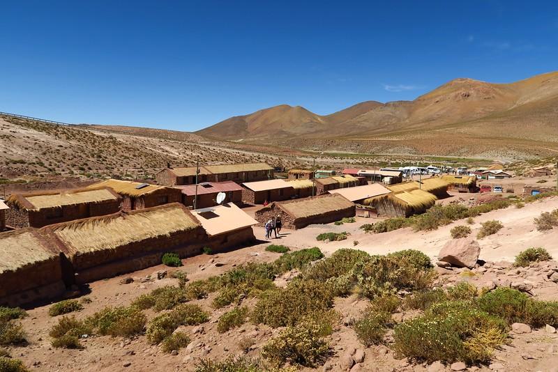 Machuca, Atacama Desert
