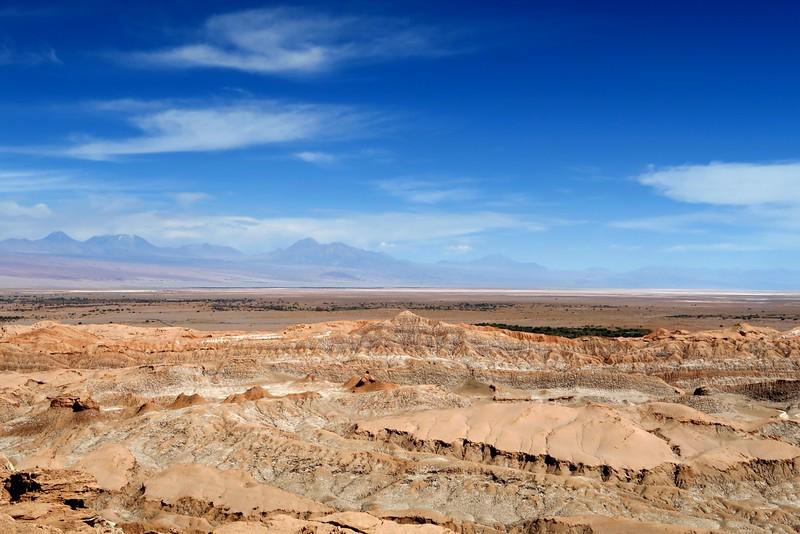 Landscapes of the Atacama Moon Valley