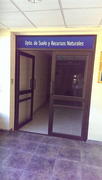 Dpto. de Suelo y Recursos Naturales, Chillan Universidad de Concepcion
