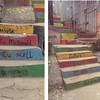 Arte de barrio Mariposas