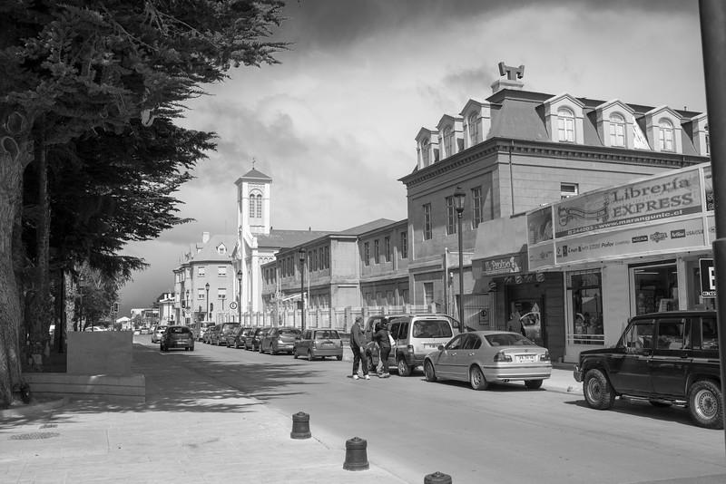 Downtown Punta Arenas