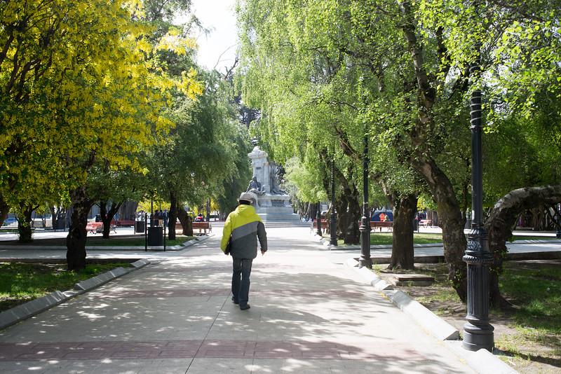 Plaza de Armas, Punta Arenas