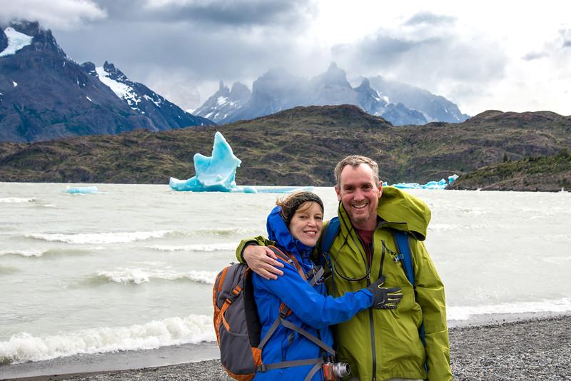 Hugh & Nan at Lago Grey