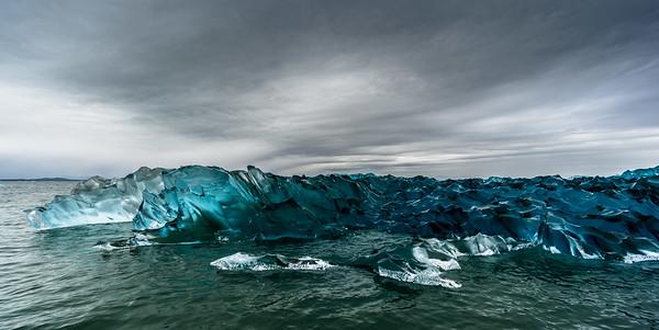 San Rafael Glacier & Icebergs
