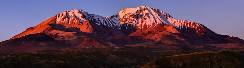 Taapaca, Nevados de Putre, Putre - Chile