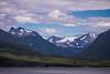 Glacier Alley, Beagle Channel, Northwest Arm, Patagonia, Chile, South America.