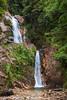 Cascadas de la Virgin, Cascade of the Virgin, Carretera Austral, Chile, South America.