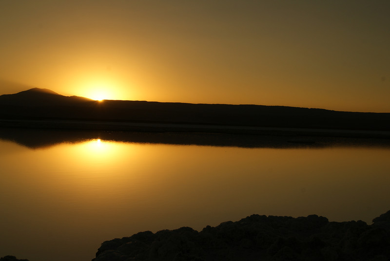 "<a href=""http://nomadicsamuel.com/photo-blog/sunset-san-pedro-de-atacama-chile-travel-photo"">http://nomadicsamuel.com/photo-blog/sunset-san-pedro-de-atacama-chile-travel-photo</a> : Today's daily travel photo is of a beautiful golden sunset casting its wonderful reflection just outside of San Pedro de Atacama, Chile."
